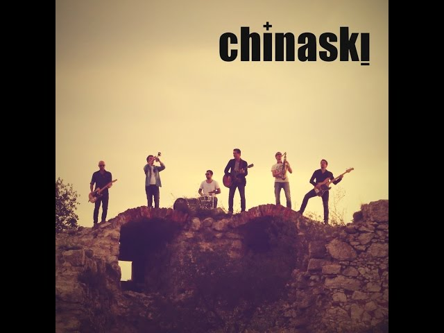 Chinaski - Víno (oficiální videoklip)