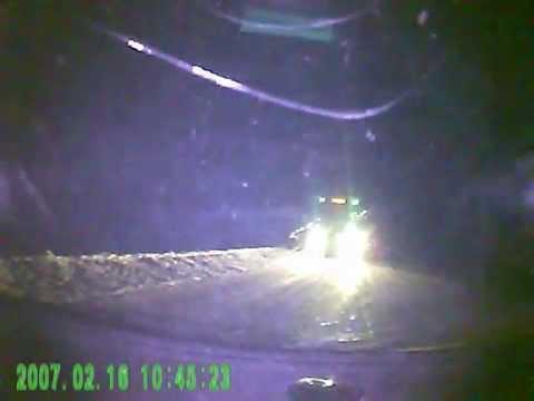 ДТП 29.10.2014 г. трасса Сургут-Нижневартовск 114 км