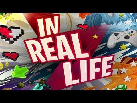 TryHardNinja - In Real Life (LYRIC VIDEO) [Video Game Music]