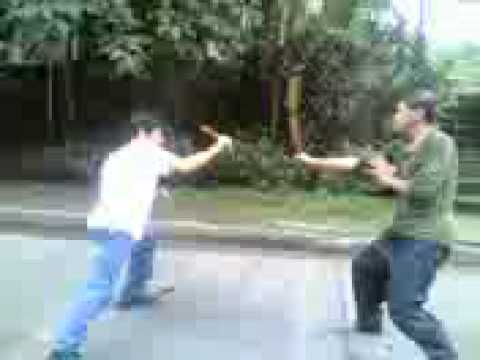 Quadro Manos System of Stick Fighting- Single Basics Image 1