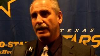 Coach Desjardins talks pre-season expectations for 2013-14 season