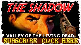 THE SHADOW Old Time Radio Shows 2 Hours of Murder Mystery OTR