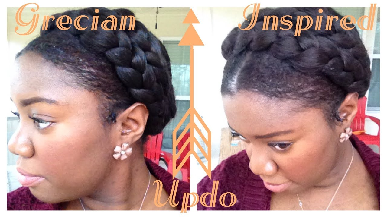 How to weave a Greek braid