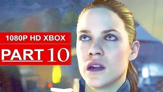 Quantum Break Gameplay Walkthrough Part 10 [1080p HD Xbox One] - No Commentary