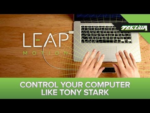 Leap Motion Is Amazing