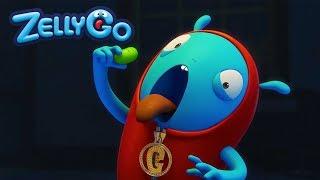 ZellyGo - Blackout   HD Full Episodes   Funny Cartoons for Children   Cartoons for Kids