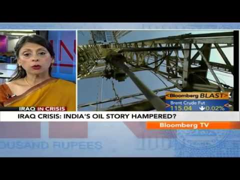 In Business: Iraq Crisis: India's Oil Story Hampered?