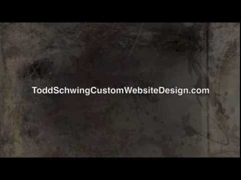 Todd Schwing Custom Website Design