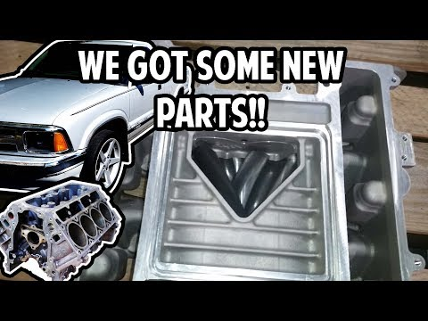 New S10 Parts: Got a Craigslist Diamond - Grade LSA