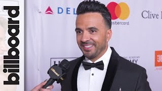 Download Lagu Luis Fonsi Talks Working With Justin Bieber, Demi Lovato at Clive Davis' Pre-Grammy Gala | Billboard Gratis STAFABAND