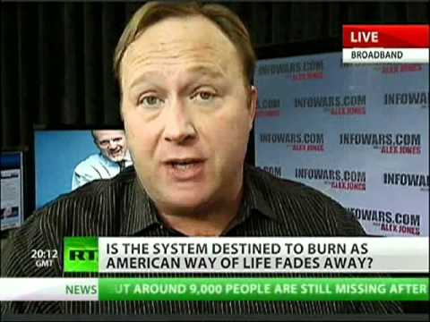 Alex Jones: Pentagon preparing for Martial Law