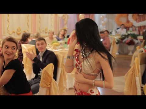 Восточный танец от Артёма Курая;
