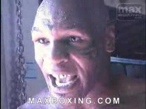 Mike Tyson part 2