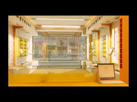 Interiorismo, mobiliario y fachadas de las nuevas tiendas ...