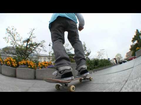 DC Shoes prezentuje: Recenzje Riderów - Tomek Ziółkowski