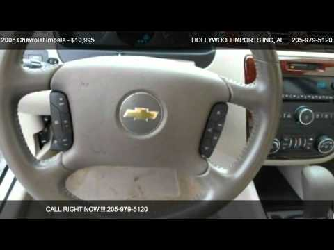 2006 Chevrolet Impala LTZ - for sale in BIRMINGHAM, AL 35216