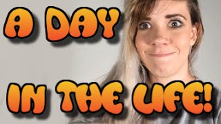A Day in the Life of Charalanahzard/Alanah Pearce! (vlog)
