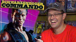 COMMANDO: 'Schwarzenegger Action' at its Best - Rental Reviews