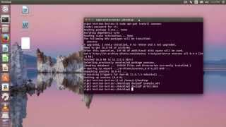 Convert word file to PDF in ubuntu
