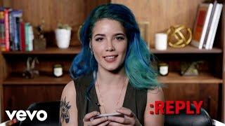 Download Lagu Halsey - ASK:REPLY Gratis STAFABAND