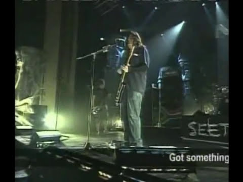 SEETHER LIVE PART 1/ REMEDY,TRUTH