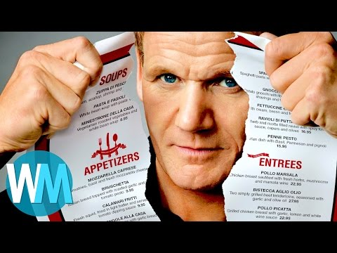 Download Another Top 10 Gordon Ramsay Outbursts video mp3 ...