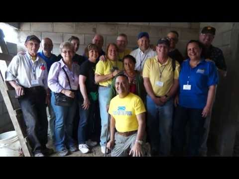 Hope For Guatemala with Food For The Poor and the Lutheran Pastors - 2013 Mission
