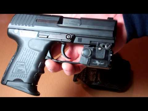Holsters for the H&K P2000SK by Multi Holsters