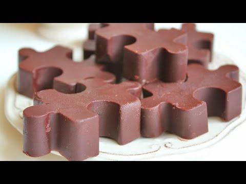 Как приготовить шоколад дома - видео