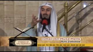 Video: Solomon, Elijah, Elisha, Ezekiel, Zechariah and John 1/2 - Mufti Menk