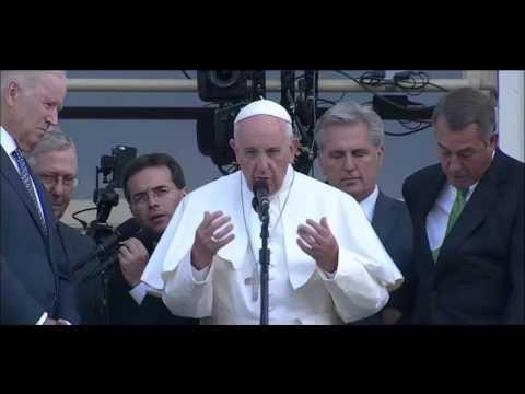 feeling, John Boehner (crying) , pope francis´s