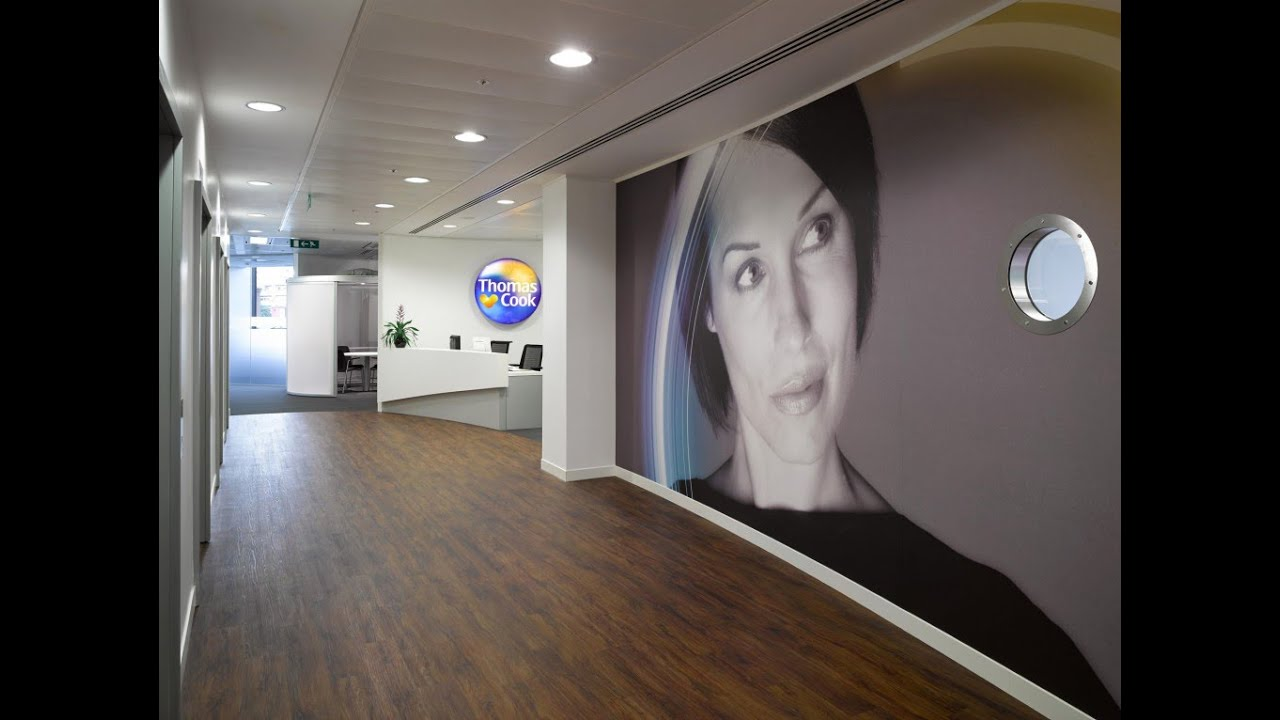 Space pod thomas cook head office design build refurbishment london w1 uk youtube - Email thomas cook head office ...