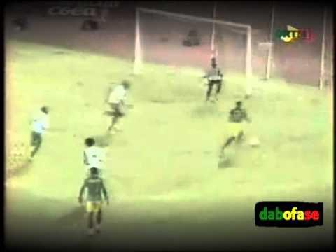 Souvenir : 5 buts en une mi temps (Mali 6 - 0 Sierra Leone)