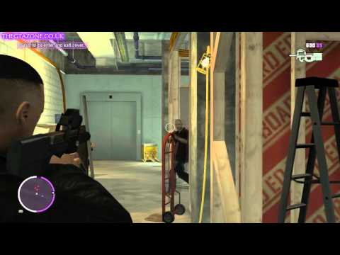0 GTA IV: TBoGT   Mission #4   Chinese Takeout