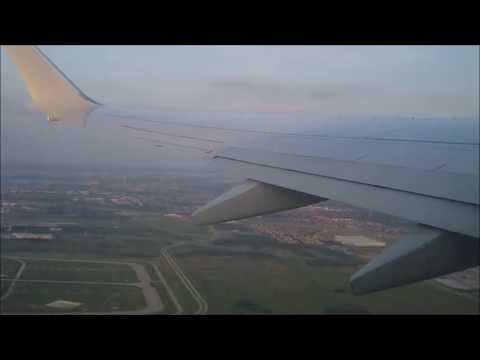 American Airlines (NEW LIVERY) 737-800 Takeoff From Dallas/Fort Worth