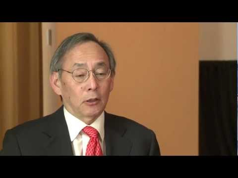 APS TV Exclusive! Interview with Steven Chu, Department of Energy Secretary