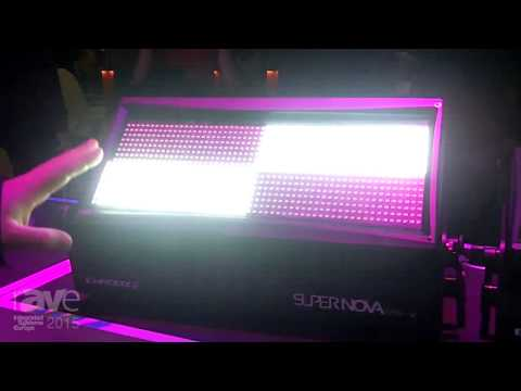 ISE 2015: B&K Braun Introduces Ehrgeiz Super Nova 896-W Light