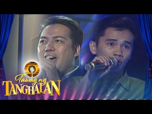 Tawag ng Tanghalan: Roscel Paolo Marquez vs. Jovany Satera