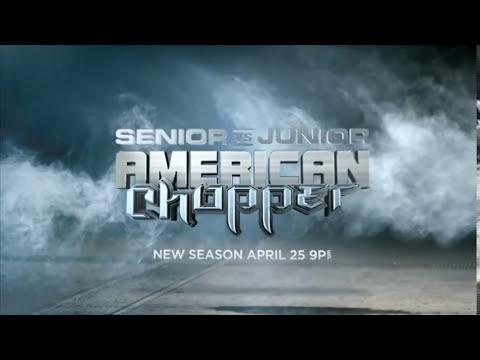 American Chopper: Senior vs. Junior Returns! | April 25, 2011 *