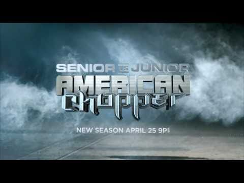 American Chopper: Senior vs. Junior Returns! | April 25, 2011 *