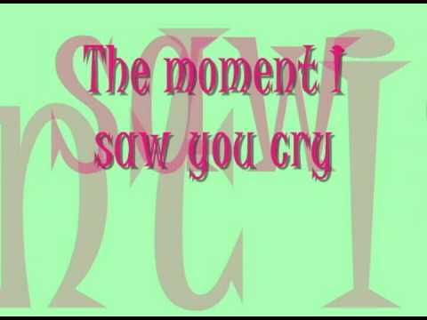 A Walk to Remember- Cry Lyrics
