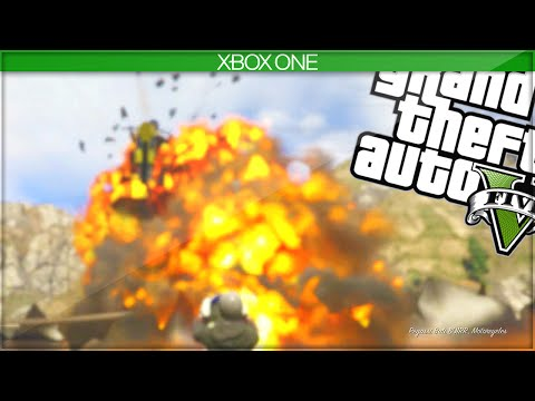 MOST EXPLOSIVE RACE EVER! (GTA 5 Funny Moments) - Next Gen GTA 5 Gameplay