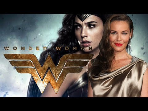Connie Nielsen is Hippolyta in Wonder Woman