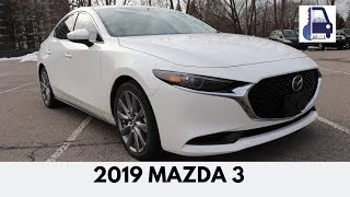 2019 Mazda 3 GT Redesign In Depth First Look & Review Premium Package