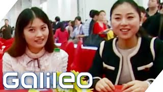 Singles in China | Galileo | ProSieben