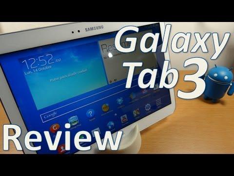 Review y características: Galaxy Tab 3 de 10.1