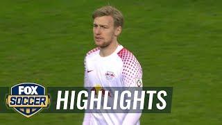 RB Leipzig vs. FC Koln | 2017-18 Bundesliga Highlights