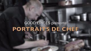 Portrait de Chefs #1 - Anthony Caillot