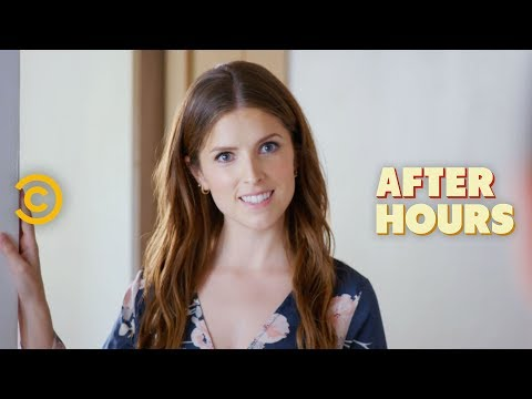 Anna Kendrick's Sketchy House Party - After Hours with Josh Horowitz