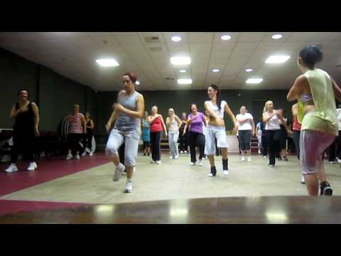 Zumba Waka Waka Dance video